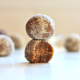 This Vanilla Shortbread Energy Ball recipe is perfect for a paleo snack or dessert that is clean, flavorful and only had 4 ingredients!
